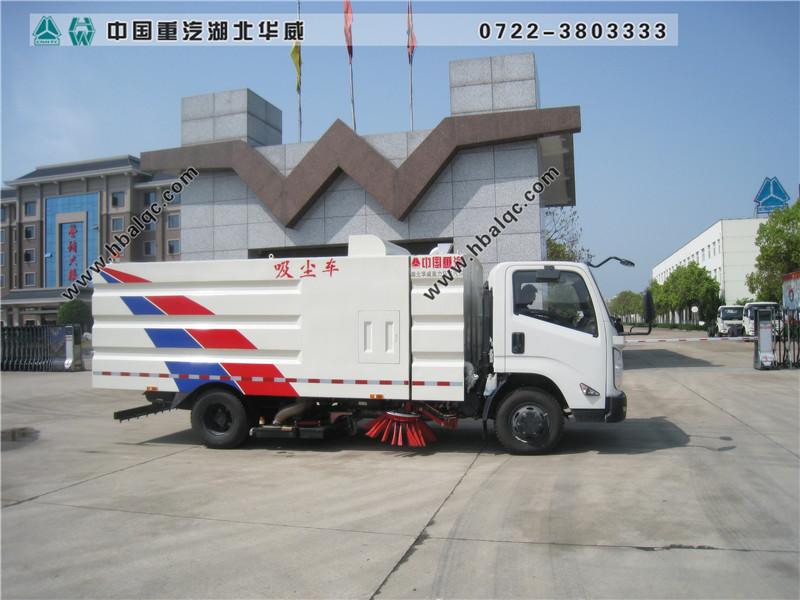 江铃N800凯锐吸尘车(国五8立方)